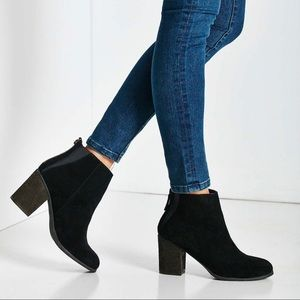 Urban Outfitter black bootie